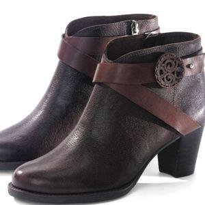 Brighton Gaucho Black Boot...Size 7.5